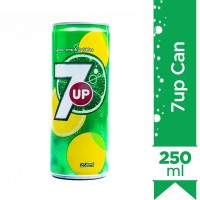 7up Can - 250ml