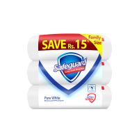 Safeguard 145gm White Bundle