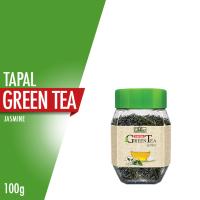 Tapal Jasmine Green Tea Jar - 100gm