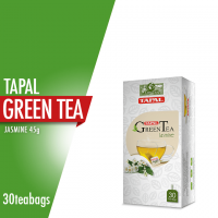 Tapal Green Tea Jasmine Tea Bags (Pack Of 30)