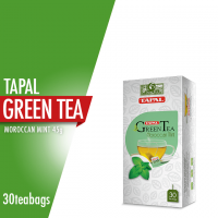 Tapal Green Tea Moroccon Mint Tea Bags (Pack Of 30)