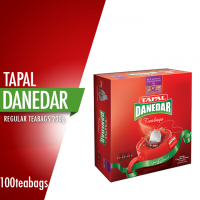 Tapal Danedar Tea Bags (Pack of 100)
