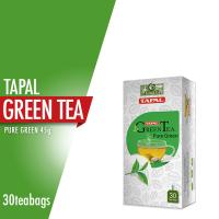 Tapal Green Tea Pure Green Tea Bags (Pack of 30)