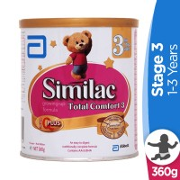 Similac Total Comfort-3 (1-3 years) - 360gm