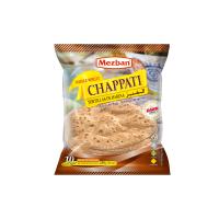 Mezban Whole Wheat Chapatti 10 Pcs