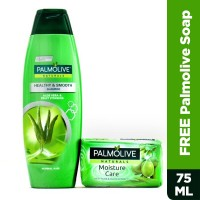 Buy Palmolive Aloe Vera and Fruit Vitamins and Get 180ml Palmolive Naturals Moisture Care Soap 75gm Free