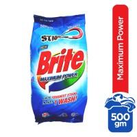 Brite Maximum Power Detergent - 500gm