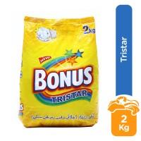 Bonus Tristar Detergent Powder - 2kg