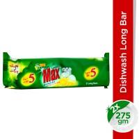 Lemon Max Dishwash Soap Long Bar (Pack of 2)