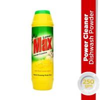 Lemon Max Power Cleaner Dishwash Powder - 450gm