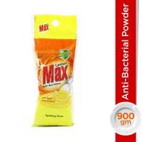 Lemon Max Powder Anti-Bacterial Dishwash - 900gm