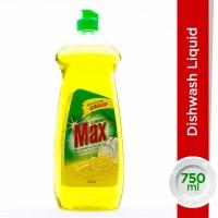Lemon Max Lemon Liquid Dishwash - 750ml