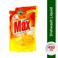 Lemon Max Lemon Anti-Bacterial Liquid Dishwash - 450ml