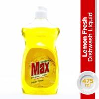 Lemon Max Lemon Fresh Liquid Dishwash - 475ml