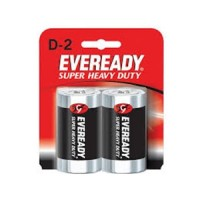 Eveready D Size 2s 1250