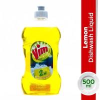 Vim Dishwash Liquid Lemon - 500ml