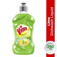 Vim Dishwash Liquid Lime - 250ml