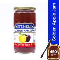 Mitchell's Golden Apple Jam - 450gm