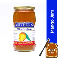 Mitchell's Mango Jam - 450gm