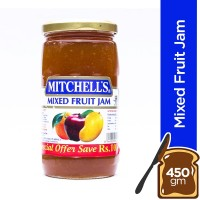 Mitchell's Mixed Fruit Jam - 450gm