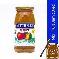 Mitchell's Mixed Fruit Jam (Diet) - 325gm