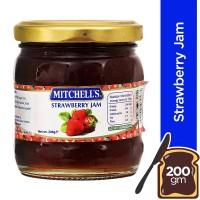 Mitchell's Strawberry Jam - 200gm