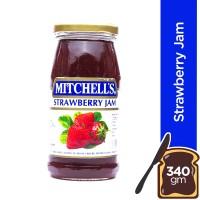 Mitchell's Strawberry Jam - 340gm