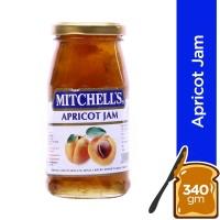 Mitchell's Apricot Jam - 340gm
