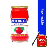 Mitchell's Apple Jelly - 450gm