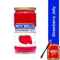 Mitchell's Strawberry Jelly - 450gm