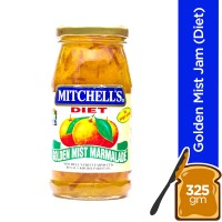 Mitchell's Golden Mist Jam (Diet) - 325gm