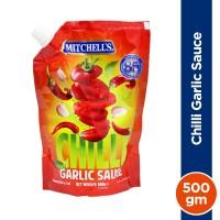 Mitchell's Garlic Sauce - 500gm