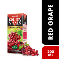 Nestle Fruita Vitals Red Grape - 200ml