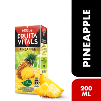 Nestle Fruita Vitals Pineapple - 200ml