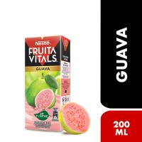 Nestle Fruita Vitals Guava - 200ml