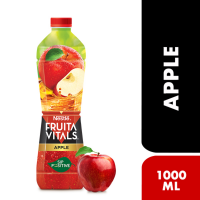 Nestle Fruita Vitals Apple - 1Ltr