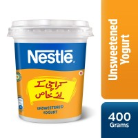 Nestle Unsweetened Yogurt - 400gm