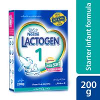 Nestle Lactogen 1 Gentle Start (for New Borns) - 200gm