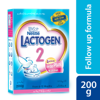 Nestle Lactogen 2 (6month+) - 200gm