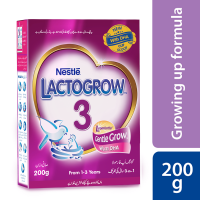 Nestle Lactogrow 3 (1Year+) - 200gm