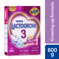 Nestle Lactogrow 3 (1Years+) - 800gm