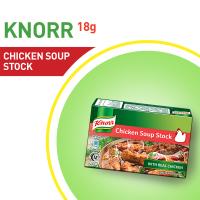 Knorr Chicken Cubes - 20gm