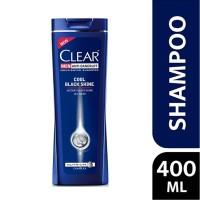 Clear Cool Black Shine Shampoo - 400ml