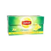 Lipton Green Tea Lemon Zest 25tea bag