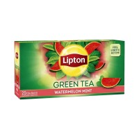 Lipton Green Tea Watermelon Mint25 teabag