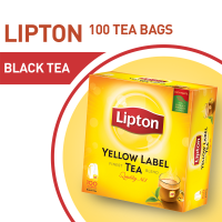 Lipton Yellow Label Tea Bags (Pack of 100) - 200gm