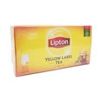 Lipton Yellow Label Tea Bags (Pack of 50)