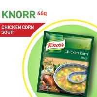 Knorr Chicken Corn Soup - 46gm