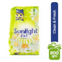 Sunlight Clean and Fresh (2 in 1) - 800gm