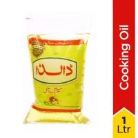 Dalda Cooking Oil - 1Ltr